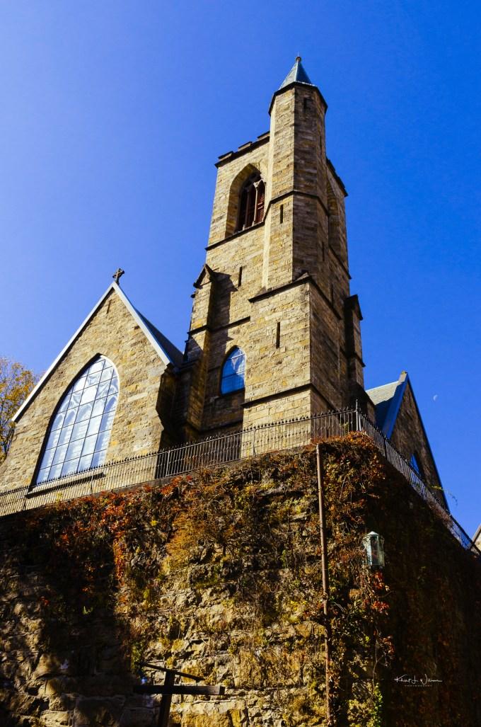 St. Mark\'s Episcopal Church, Jim Thorpe, Pennsylvania