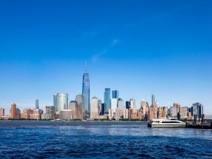 Paulus Hook Park , Manhattan, Ferry
