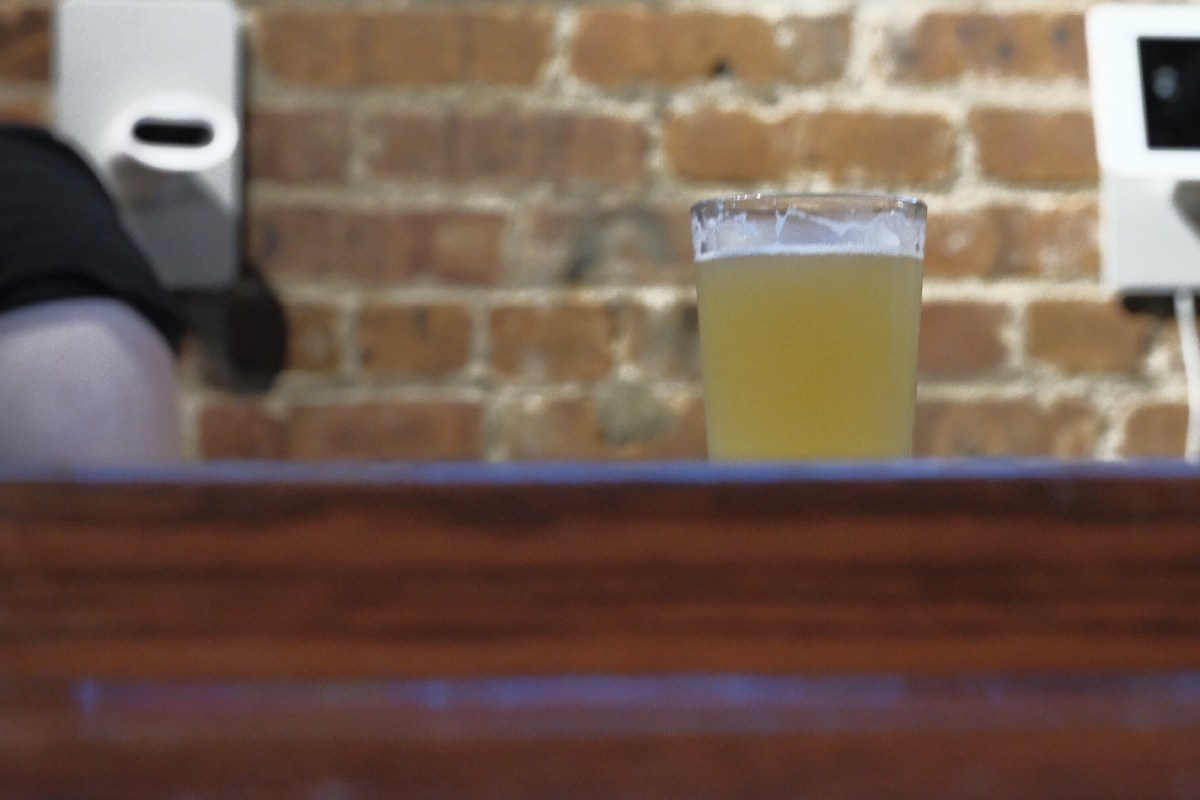 Demented Brewing Company's Push It To the Limit
