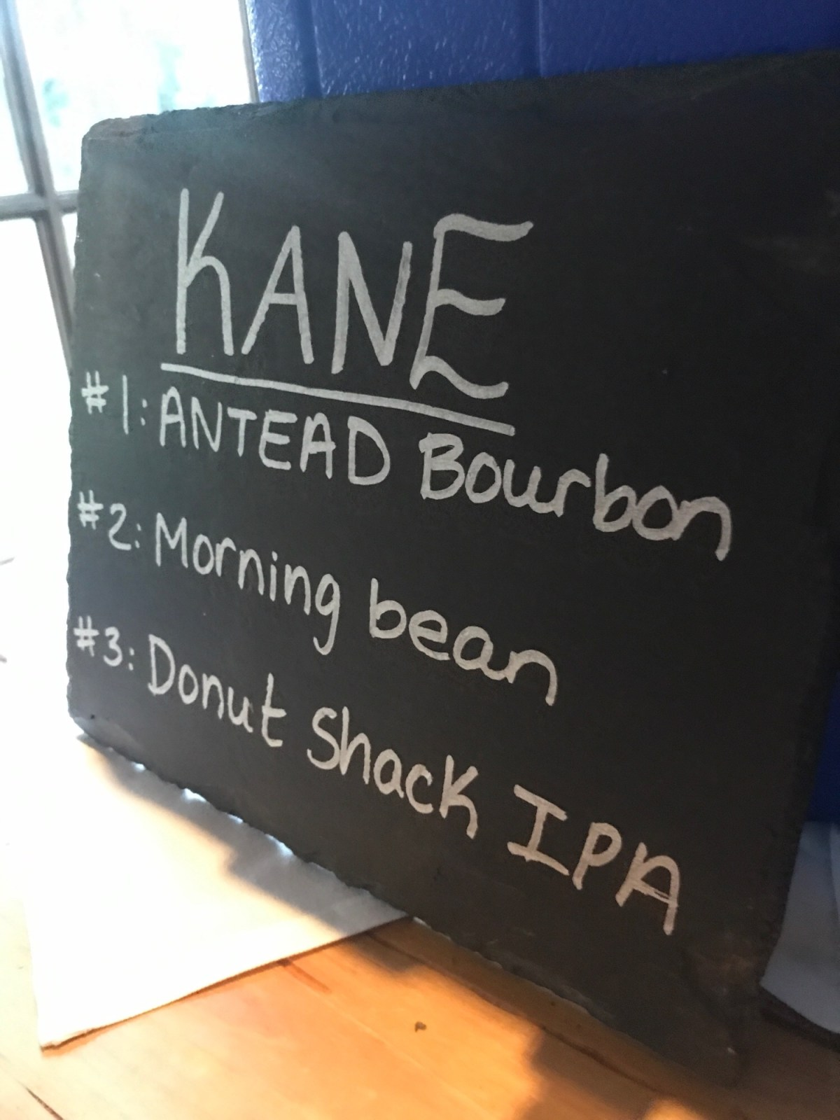 Kane Brewing Company A Night To End All Dawns (Double Barrel Aged Red Wine & Bourbon)