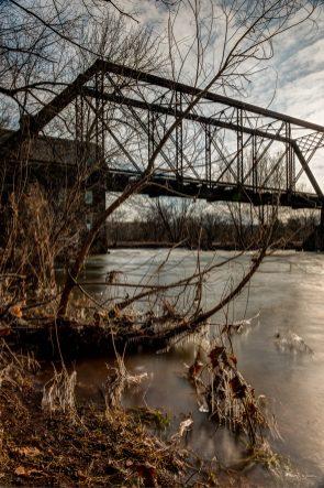 CNJ - South Branch Raritan River Bridge | FujiFilm X-T2 | Fujinon XF16-55mmF2.8 R LM WR