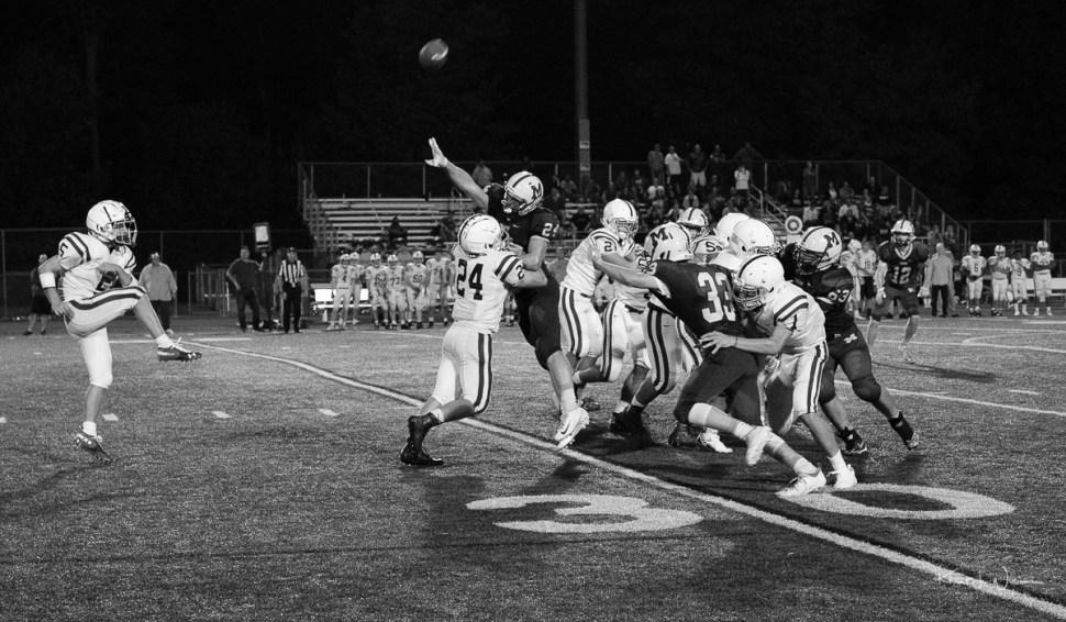 football, montgomery township high school