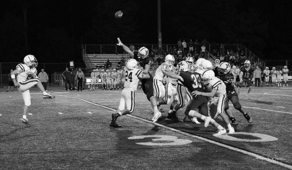 football, montgomery township high school