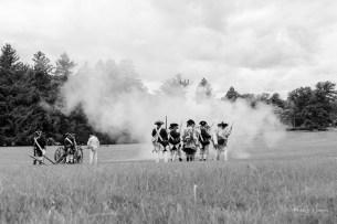 Battle of Princeton Re-enactment | 27 May, 2017 | Nikon D5100 | 18-55 mm f/3.5-5.6 | © Khürt Williams