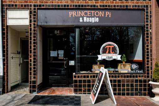 Take out only, Princeton Pi & Hoagie | 18 March, 2020 | FujiFilm X-T2 | Fujinon XF16-55mmF2.8 R LM WR | f/8.0 | ISO 400