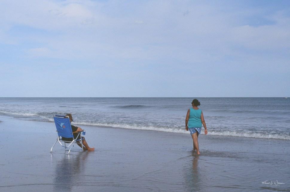 Women on Avalon Beach