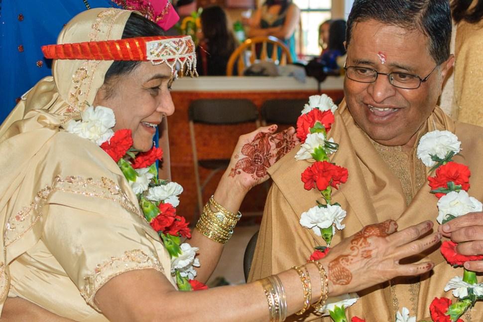 Nirupama and Jagdish Raval