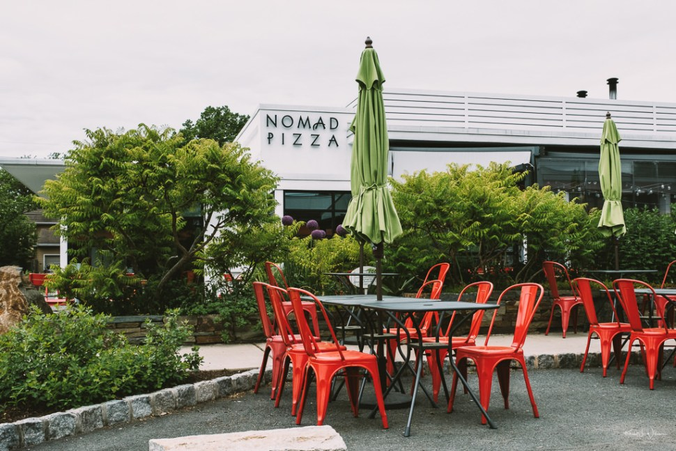 Nomad Pizza