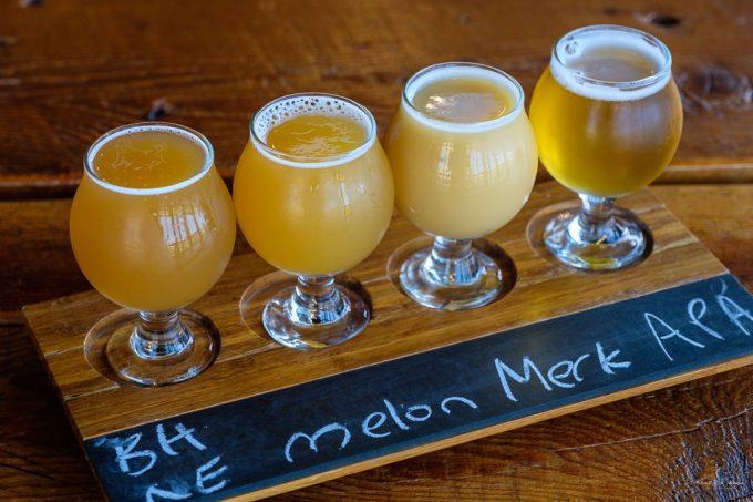 New England IPA, Melon IPA, Merk IPA, American Pale Ale