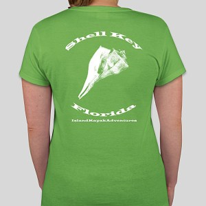 Pre-Order Women's Shell Key T-Shirts
