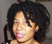 natural hair styling ideas twist