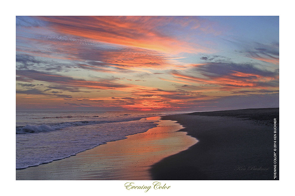 Giclée Print by nationally renowned local nature photographer and artist, Ken Buckner
