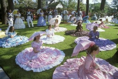 North Carolina Azalea Festival Belles