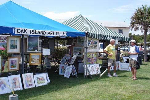 Oak Island Arts Festival