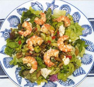 Recipe For Shrimp Salad