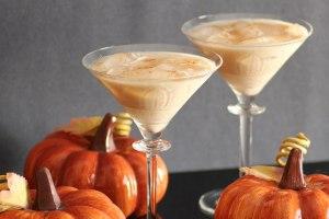 Recipe: Pumpkin Martini