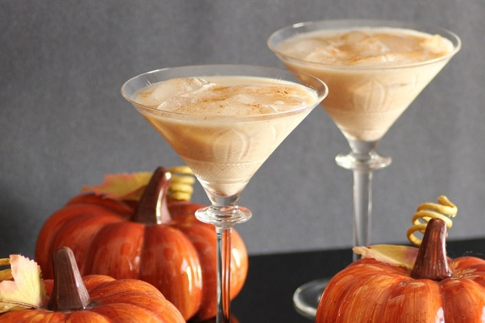 Recipe: Pumpkin Martini