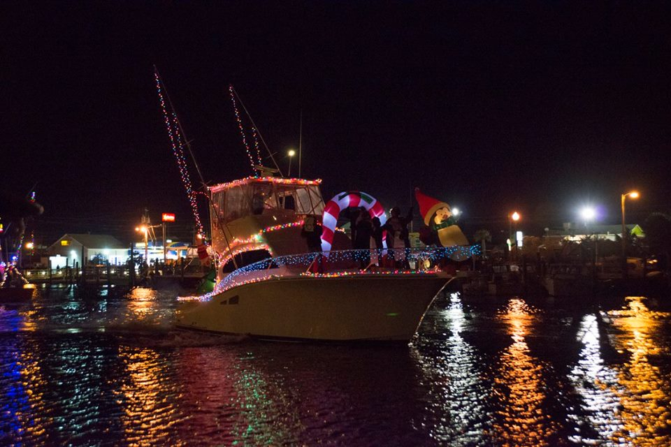 2016 Christmas Flotilla - Saturday, December 3rd