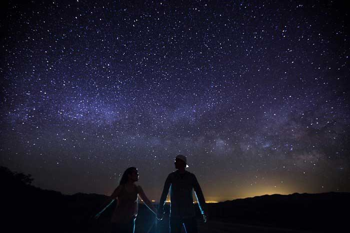 Starry Nights on Hatteras Island NC
