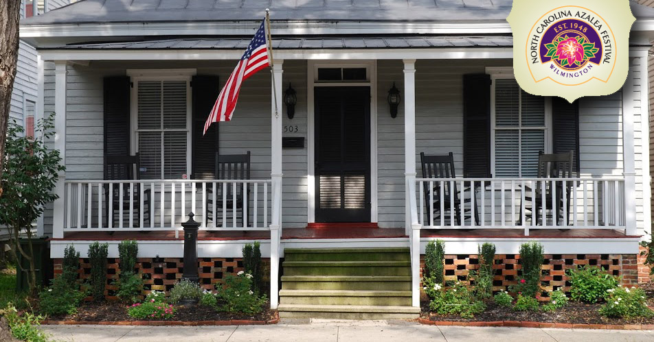 Historic Home Tour Azalea Festival