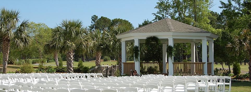 Sea Trail Weddings
