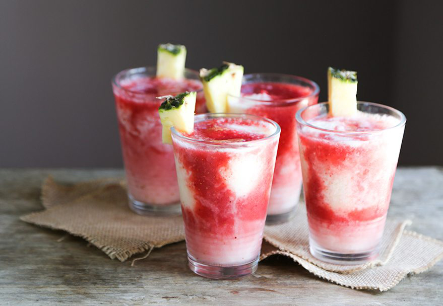 Strawberry Colada Recipe