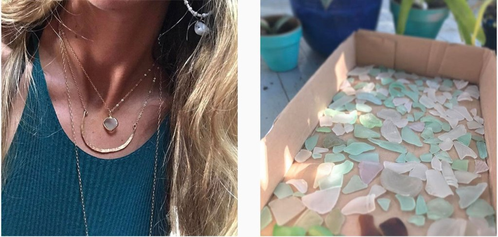 Barracuda Moon Handmade Sea Glass Jewelry