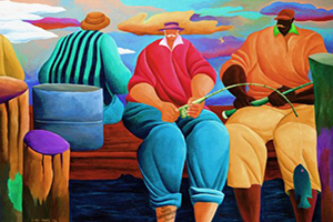 North Carolina Artist: Ivey Hayes