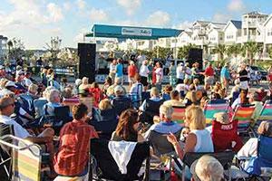 Islands Free Concert Series