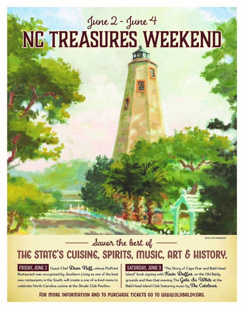 North Carolina Treasures Weekend!