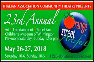 Orange Street ArtsFest   Wilmington