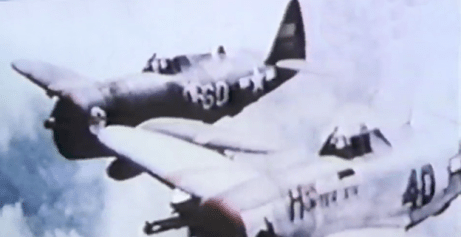 WWII Plane Wreckage Buried on Ocean Isle Beach for Decades