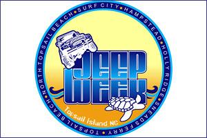 Topsail Island Jeep Week
