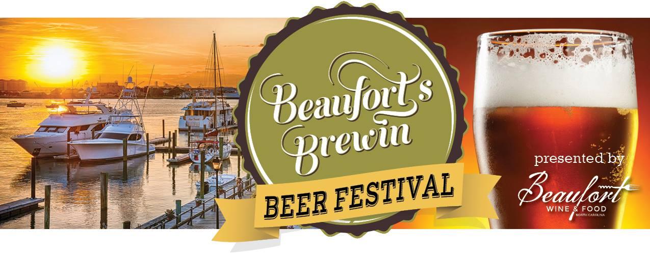 Beaufort's Brewin' - Craft Beer Festival