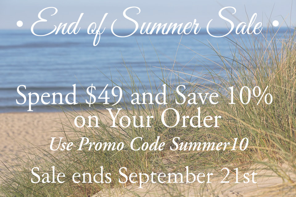 End of Summer Sale at Islands Art & Bookstore