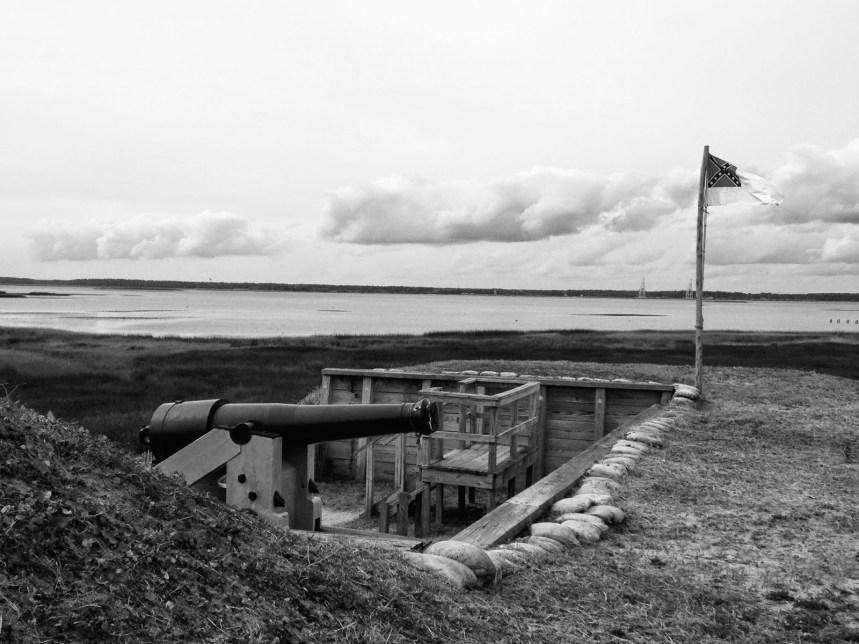 Fort Fisher Historical Battle Site