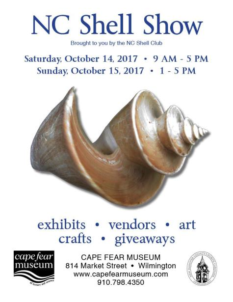 North Carolina Shell Show Wilmington NC