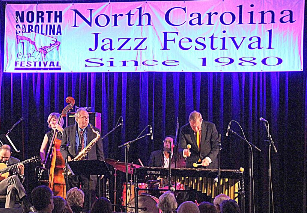 38th Annual North Carolina Jazz Festival