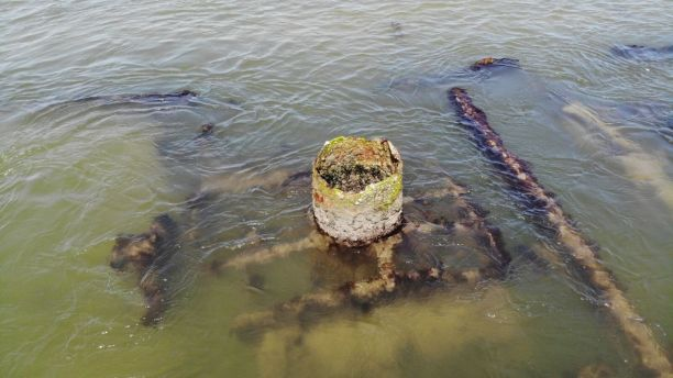 Civil War Shipwreck Discovered off North Carolina Coast