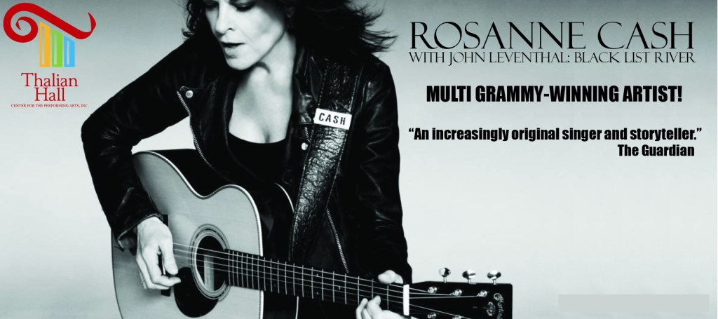 Rosanne Cash At Thalian Hall
