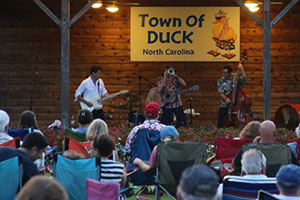 Duck Concerts On The Green