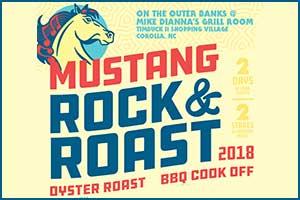 Mustang Rock & Roast