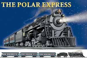 "Christmas Movie ""Polar Express"""