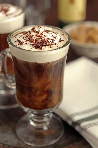 Classic Irish-Coffee Recipe