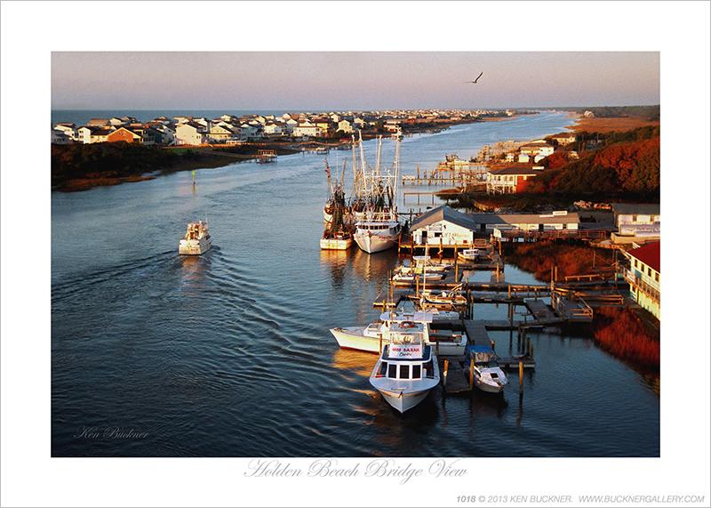Holden-Beach-Bridge-View-By Ken-Buckner