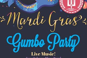 Mardi Gras Gumbo Party
