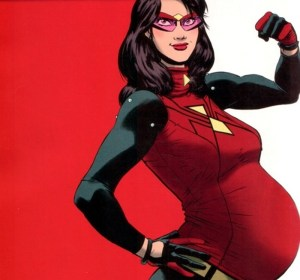 Even Spider Woman would need a class!