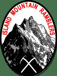 The Island Mountain Ramblers Crest