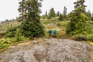 Mount Becher via Boston Ridge