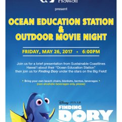 Academy Beach Chairs Tranquil Ease Lift Chair 7051 3 Ocean Education Station & Outdoor Movie Night   Island Pacific
